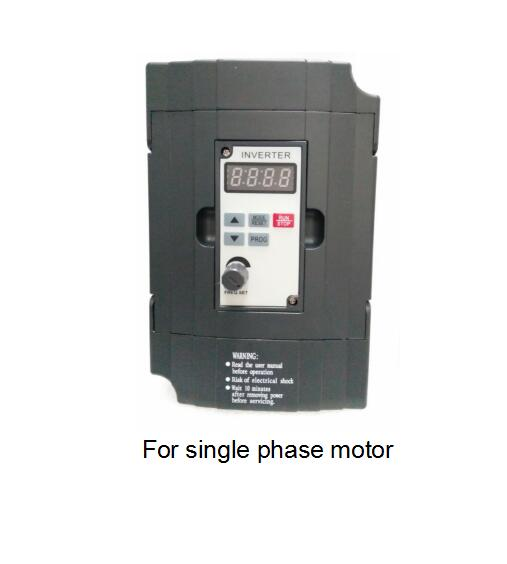 single phase pumps inverter